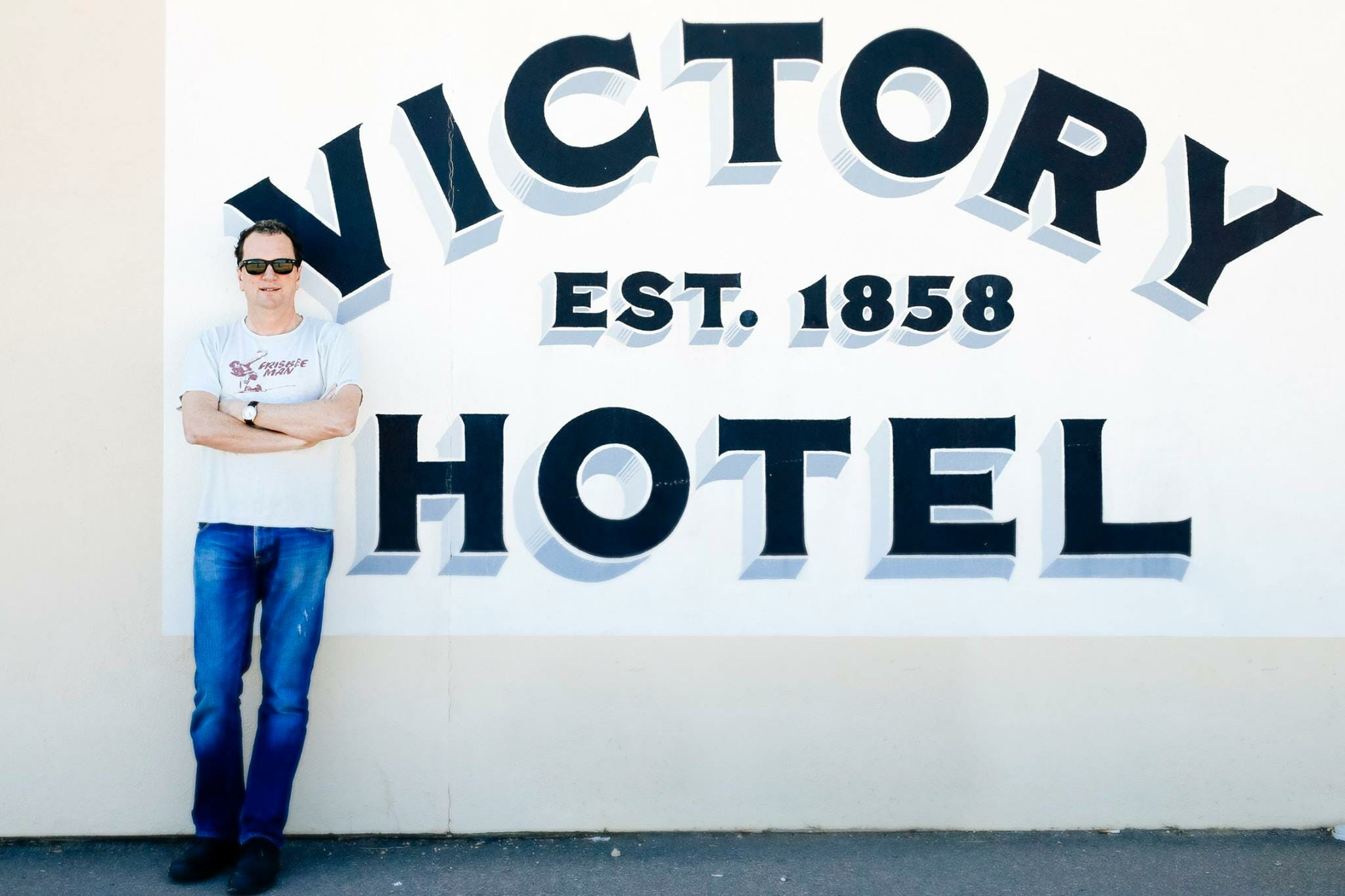 Victory Hotel - Doug Govan