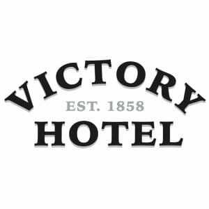 Victory Hotel logo