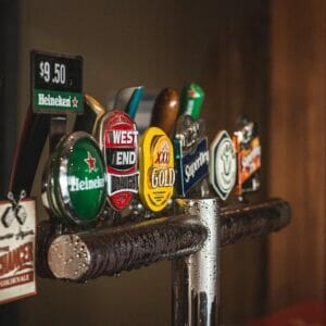 victory hotel beers on tap