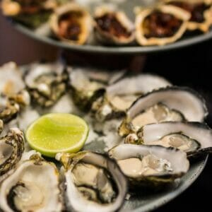 victory hotel oysters